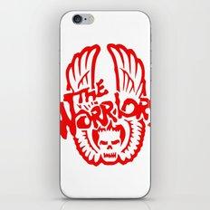 The Warriors  iPhone & iPod Skin