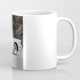 1955 Corvette Coffee Mug