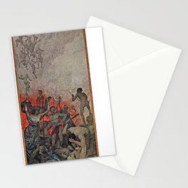 Hell Stationery Cards