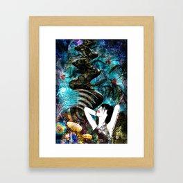 Haruki - Springtime Tree Framed Art Print