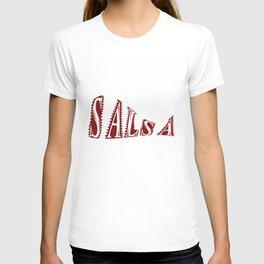 Salsa Zippo T-shirt