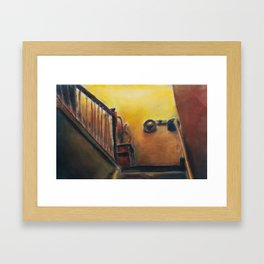 Old Home Part 1 Framed Art Print