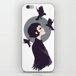 Birdy iPhone Skin