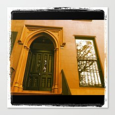 Charlie Parker's Residence, NYC Canvas Print