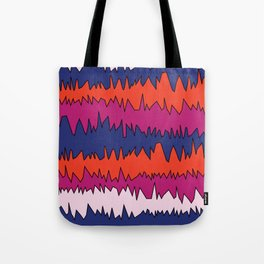 Hectic. Tote Bag