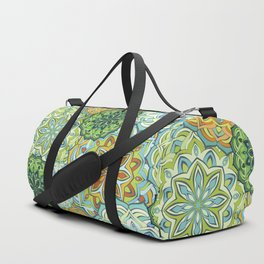 Lovely mandala Duffle Bag