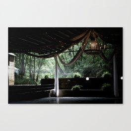 Haunted Ballroom Canvas Print