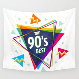 Fashion 90's style Wall Tapestry