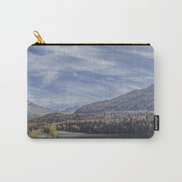 Switzerland Series: Awe-mazing view Carry-All Pouch
