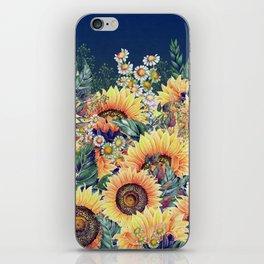 Summer Garden 1 iPhone Skin