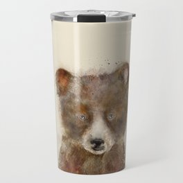 Little grizzly Travel Mug
