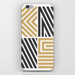 Xmas Typo #society6 #decor #buyart iPhone Skin