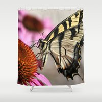 elegant Shower Curtains featuring Elegant by IowaShots