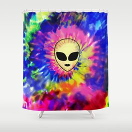They're Out There Shower Curtain