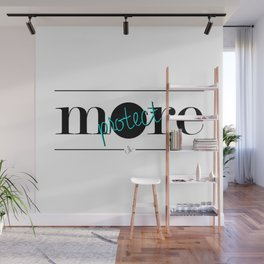 Protect More Wall Mural