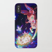 sylveon iPhone & iPod Cases featuring Sylveon by Katie O'Meara