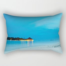 Maldives Rectangular Pillow