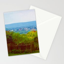 Amherst, Massachusetts Valley Stationery Cards