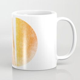 Raising sun (rainbow-ed) Coffee Mug