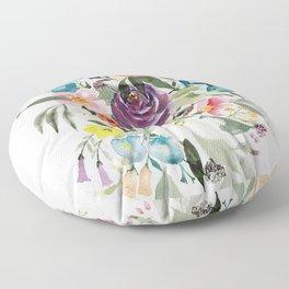 Loose Bouquet no. 3 Floor Pillow