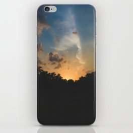 Another Texas Hill Country Sunset iPhone Skin