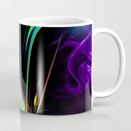 Abstract in Perfection - Light and Energy 2 Coffee Mug