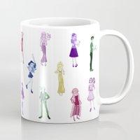 ahs Mugs featuring AHS by Ree (rvsalochka)