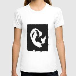 Shh, listen. T-shirt
