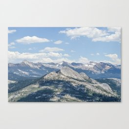 This is REAL life Canvas Print