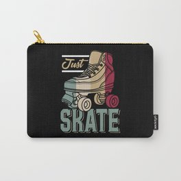 Just Skate | Retro Roller Skating Carry-All Pouch