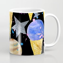 Univers with Planet of the solar system. Coffee Mug
