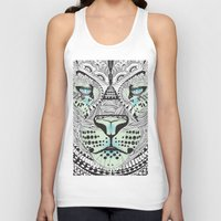 kit king Tank Tops featuring Kit Mambo by eos vector