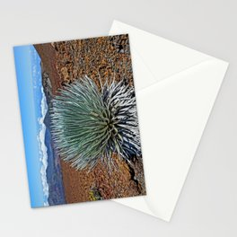 Silversword  Stationery Cards