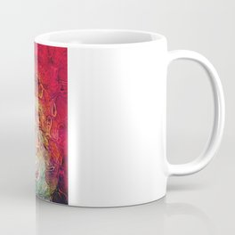 PVA glue, mix up Coffee Mug
