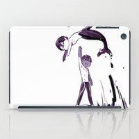 iwatobi iPad Cases featuring Free Haru by Blue