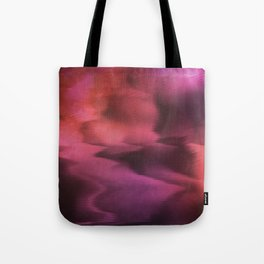 Lost in Waves Tote Bag