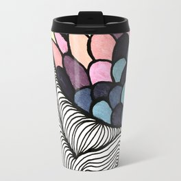 Zentangle #26 Travel Mug