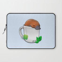 Pla-TEA-pus Laptop Sleeve