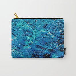 Frozen Ocean Carry-All Pouch