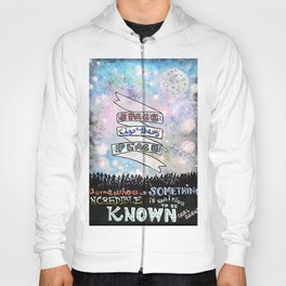 Space Is The Place Hoody