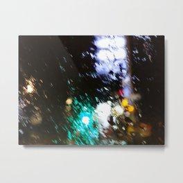 Rainy DayZ 35 Metal Print