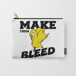 Make Them Bleed, Corpus Christi College Oxford Full Colour  Carry-All Pouch