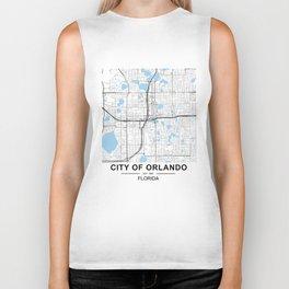 City of Orlando, Florida Biker Tank