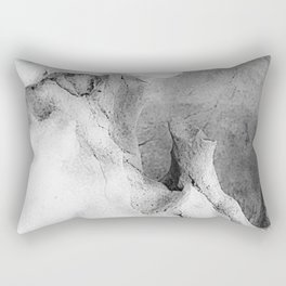 Marble Abstract 1 Rectangular Pillow