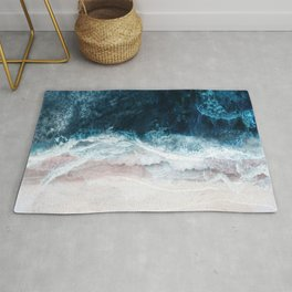 Blue Sea II Rug