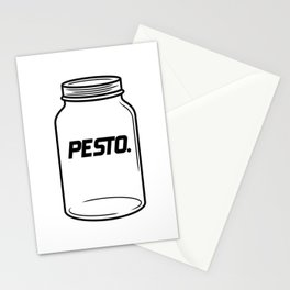 pesto Stationery Cards