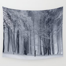 Peaceful Escape Wall Tapestry