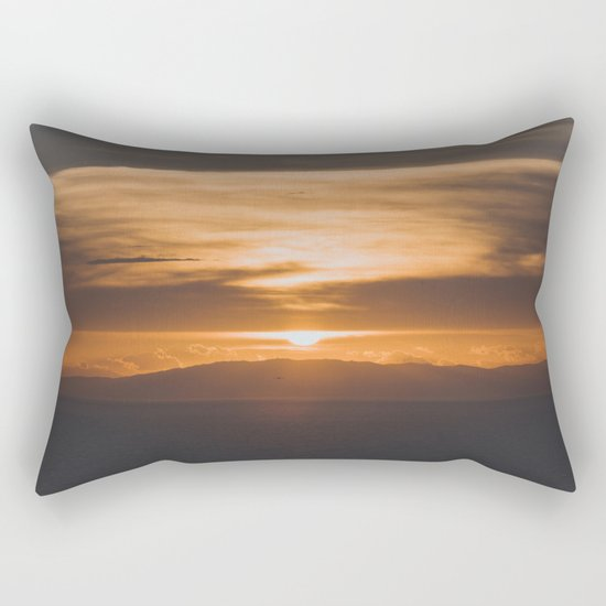 Greece II Rectangular Pillow