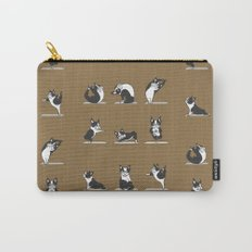 Boston Terriers Yoga Carry-All Pouch