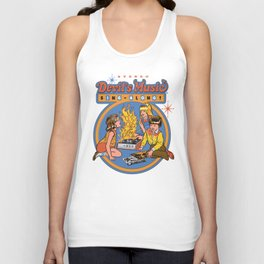 DEVIL'S MUSIC SING-ALONG Unisex Tank Top